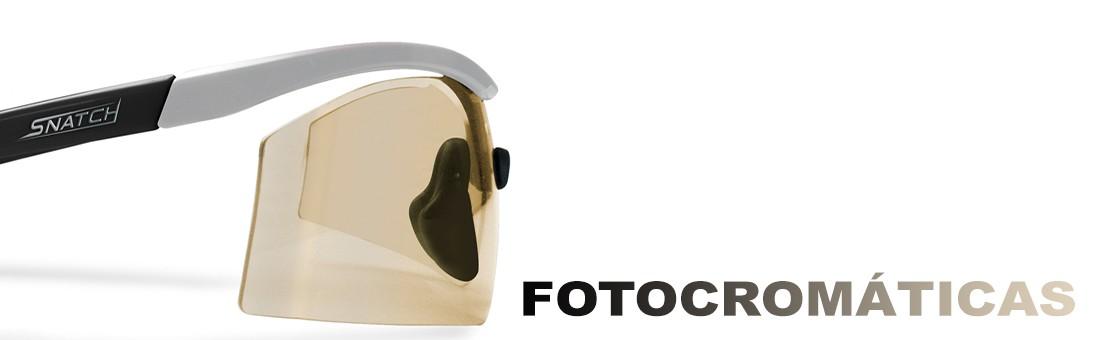 Gafas Ciclismo y Running Fotocromaticas